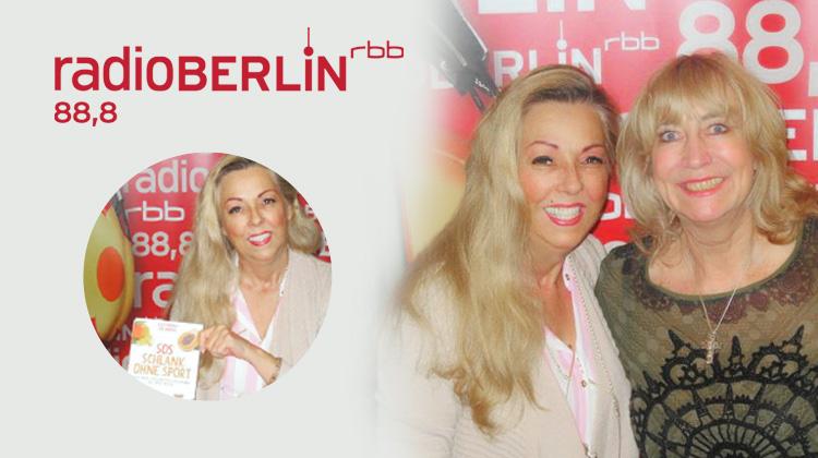"radioBERLIN 88,8 vom rbb ""Popsterne"" mit Marion Hanel"