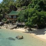 Kapitel: »Die Erfüllung eines Traumes«, Seite 38 - 44 ... Minang Cove Resort auf der Insel Tioman.