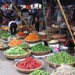 Markt-Tag in Saigon, äh sorry? la: HoChi Mingh Stadt