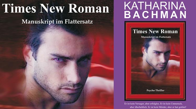 Times New Roman – Manuskript im Flattersatz