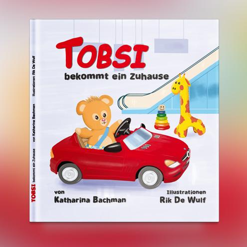 TOBSI bekommt ein Zuhause