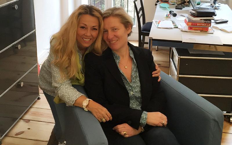 Katharina und Hanna