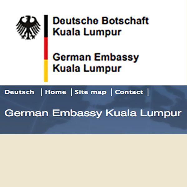 Deutsche Botschaft<br />Deadline