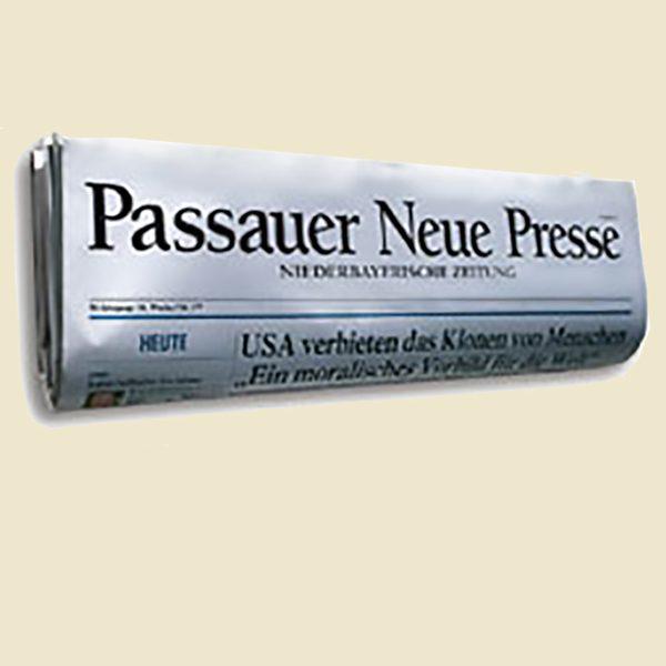 Passauer Neue Presse<br />Deadline 11. Januar 2006