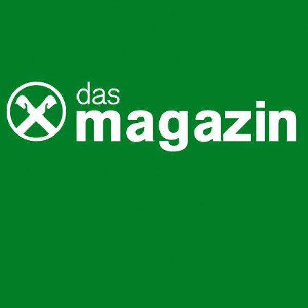 Raiffeisen Magazin<br />Nix wie weg …